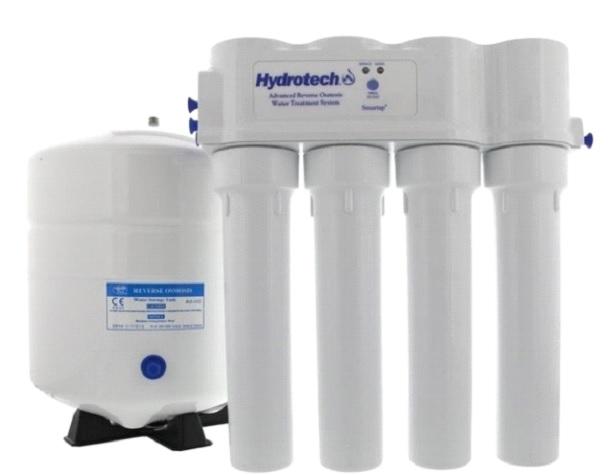 Reverse Osmosis Purification